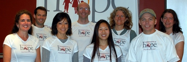 Run with Team IOH in the 2010 Marine Corps Marathon!