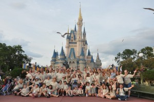2012 Disney Legacy Retreat Group Shot