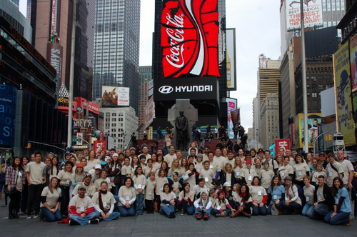 The November 2012 Legacy Retreat® in New York City