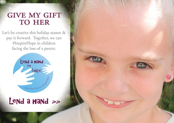 Sponsor hope this holiday season!