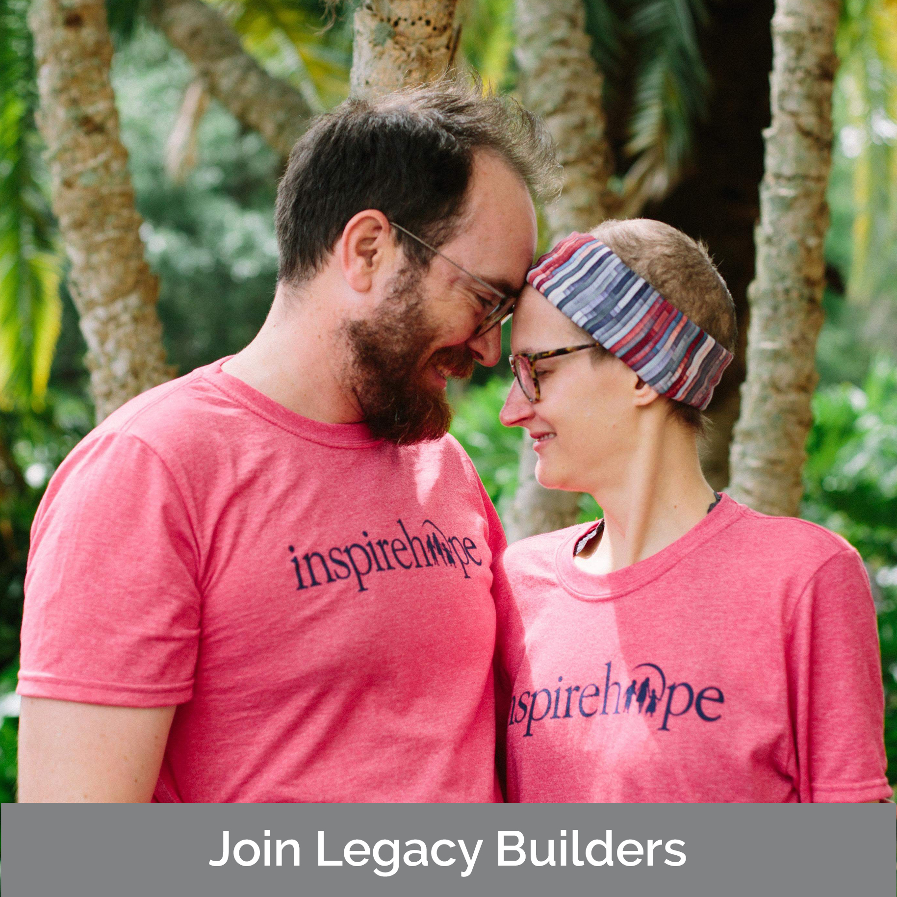 Become a Legacy Builder