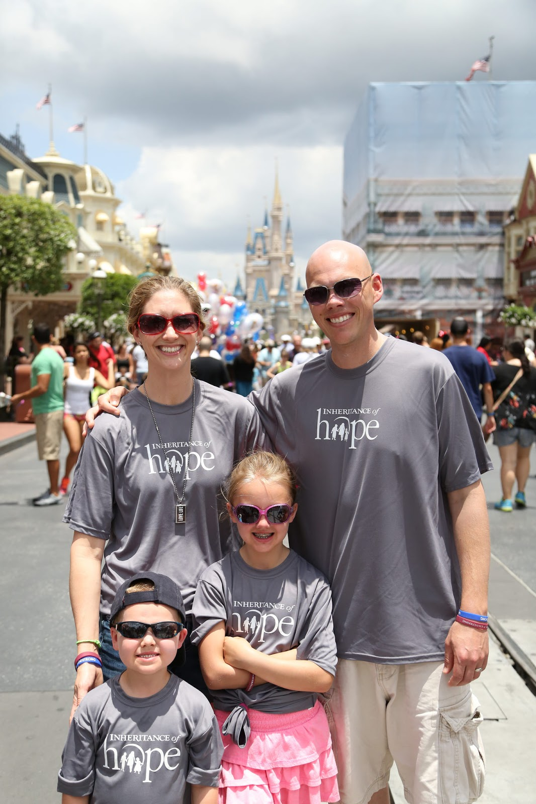 Precious family memories made at Disney