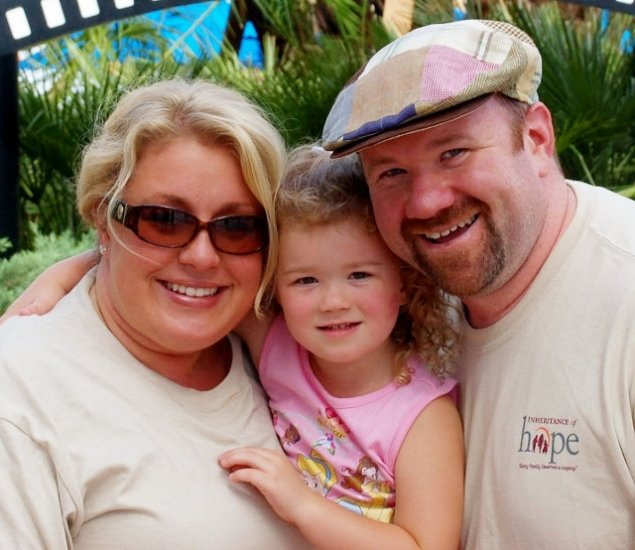 Family Spotlight: Shannon Fogarty Inspires Hope for Families like his own.