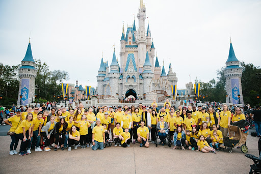 Making memories at Disney at the Legacy Retreat presented by Kendra Scott, Jan. 2018