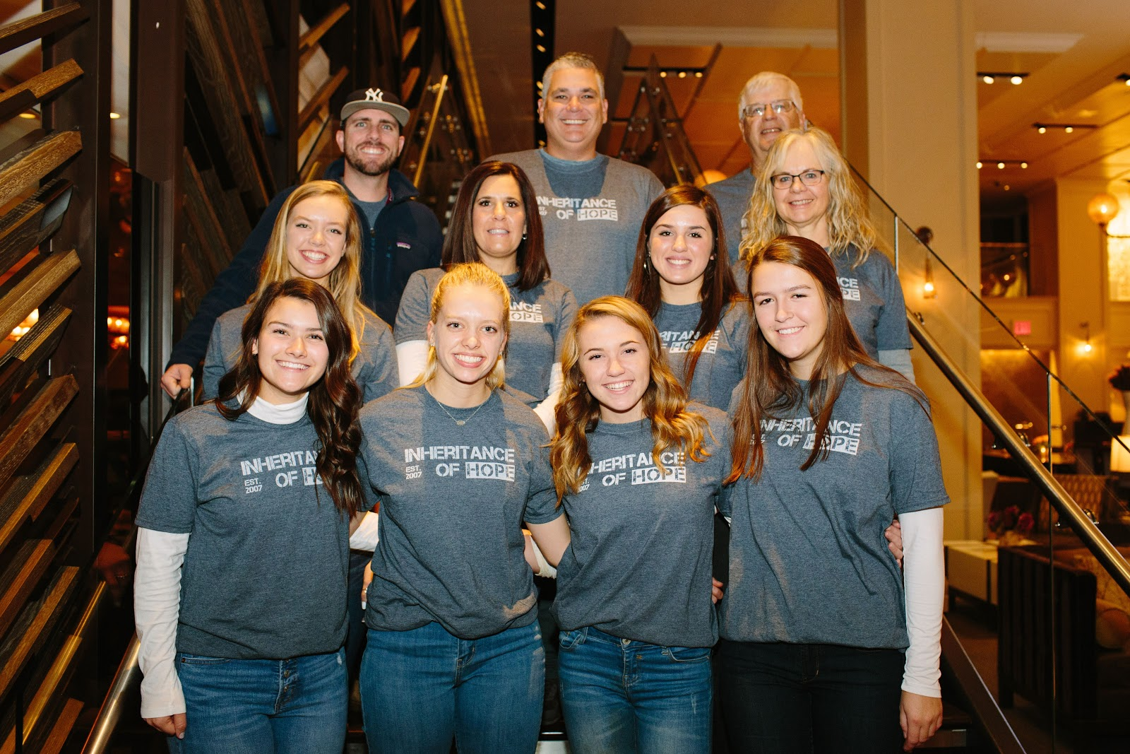 IoH Welcomes 11 new volunteers in New York City!