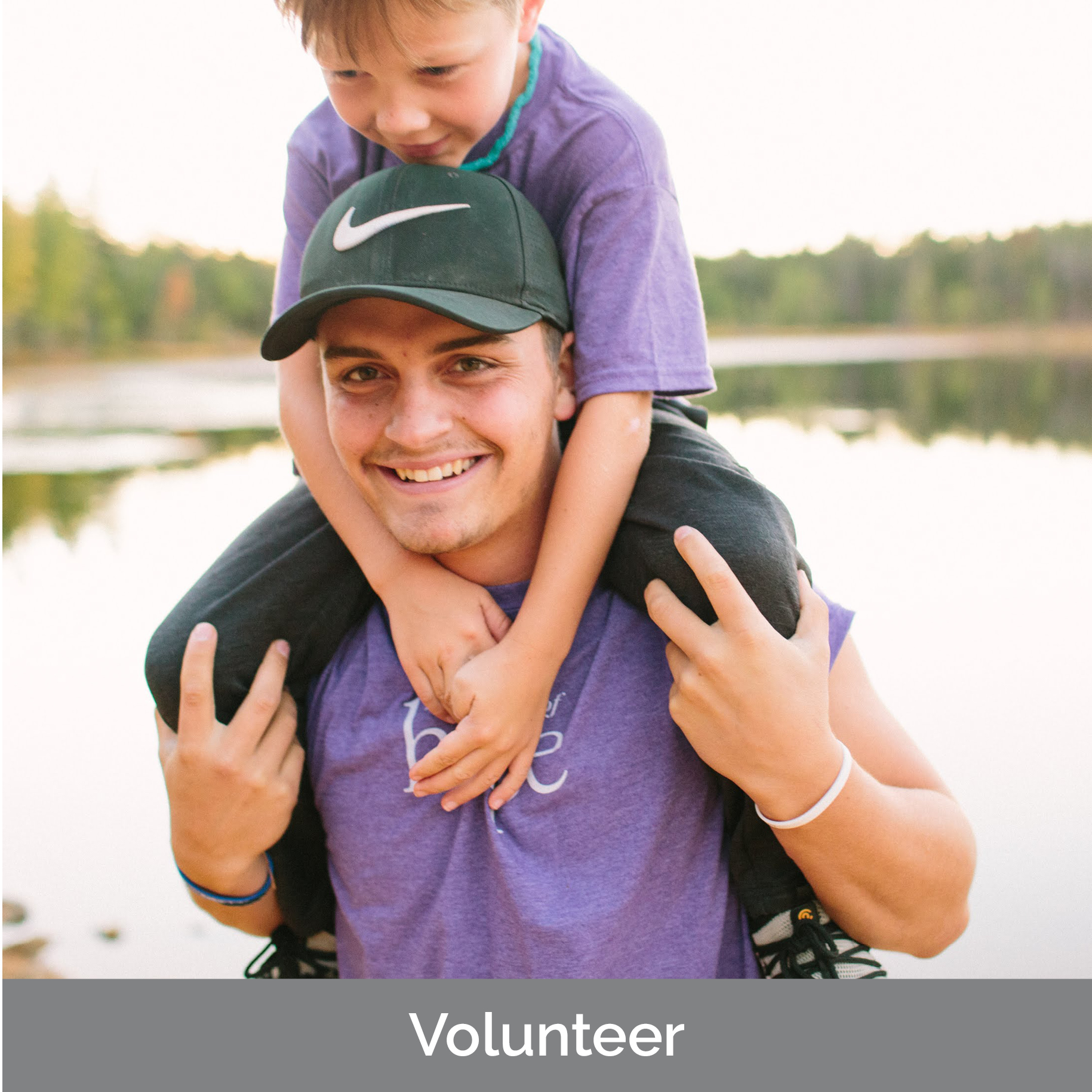 Volunteer with Inheritance of Hope!