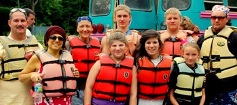 June 26: Whitewater Adventure!