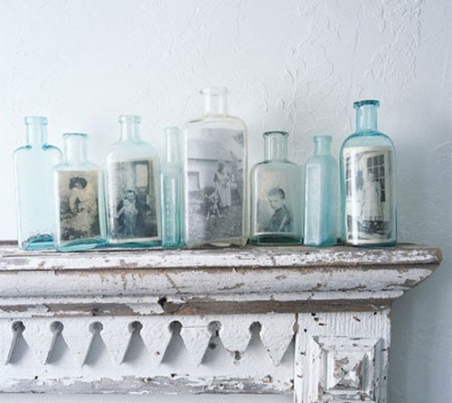 Antique Glass Jars