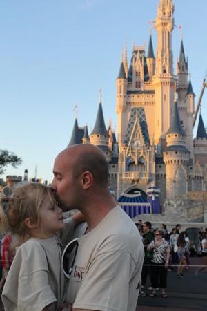 Making memories at Disney