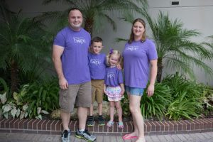 Read more about the article Family Spotlight: Gabe and Erin Matheny's survivor story